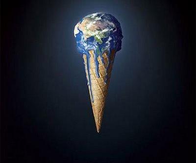 Jóvenes que ayudan al cambio climático