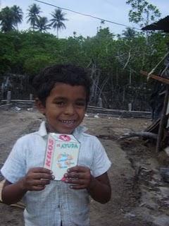 Ayudan a erradicar la desnutrición infantil en Potosí, Bolivia