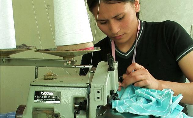 Proyecto en Colombia ayuda a reducir la pobreza