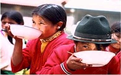 Desnutrición en America Latina