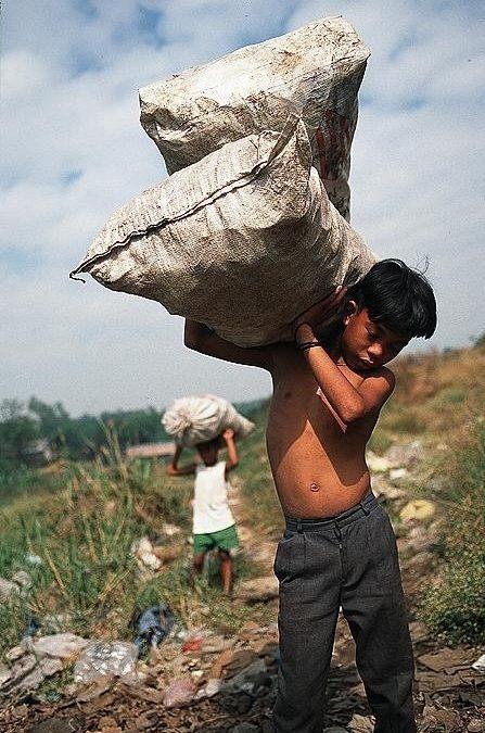 Día Mundial en contra del Trabajo Infantil